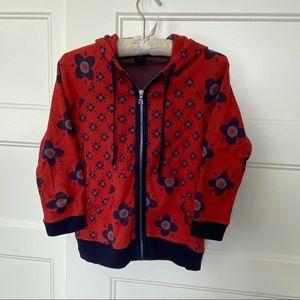 Marc Jacobs clover hoodie